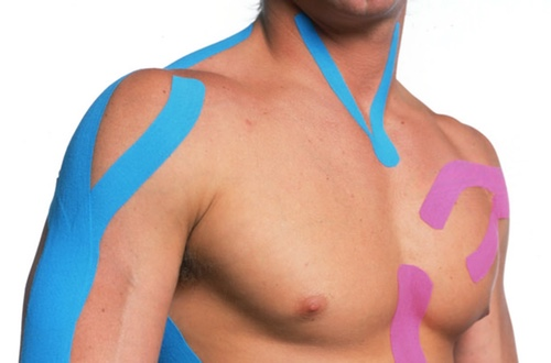 Kinesio Tape Therapy